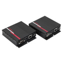 Hall Research UHBX-P2 HDMI over UTP Extender with HDBaseT and PoH (Sender + Receiver)