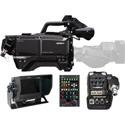 Hitachi SK-HD1800-T-TX HDTV 1080p CMOS 3Gbps Digital Triax Camera Package w/ CU-HD1300T CCU & Adapter - (no lens)