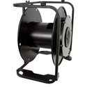 Hannay Reels AVF-18 Fiber Optic Series Metal Cable Reel for up to 1000 Feet of SMPTE Cable