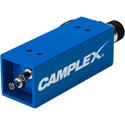 Camplex HYDAP-F1 SMPTE 311M Lemo EDW Female to Duplex ST Fiber Optic Adapter