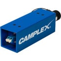 Camplex SMPTE 311M Female to Duplex LC Fiber Optic Adapter