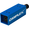 Camplex SMPTE 311M Male to Neutrik OpticalCON DUO Adapter Fiber Optic Adapter
