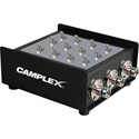 2-Channel Camplex Eliminator Breakout Female SMPTE 311M to Duplex ST Fiber