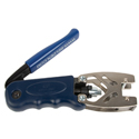 ICM Cable Pro Radial Bubble Compression Tool - Blue