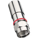 Ideal 92-610 Weatherproof RG-59 F-Type Compression Connector Model 59FRTQ - Jar of 50