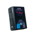 IDX DUO-95 91WH Li-ion V-Mount Battery/ Dual D-Tap/USB Power Outputs