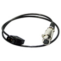 Ikan AB102 D-Tap Cable W/ Female XLR Connector