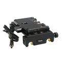 ikan BMC-PBK-QS-A BMC Quick Snap Pro Battery Rail Kit for AB Mount