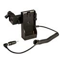 ikan BMPCC-PWR-1RD-E6 Blackmagic Pocket Cinema Camera Single Rod DV Power Kit for Canon E6