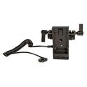 ikan BMPCC-PWR-2RD-E6 Blackmagic Pocket Cinema Camera Dual Rod DV Power Kit for Canon E6