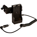 ikan BMPCC-PWR-BC-P Blackmagic Pocket Cinema Camera Belt Clip DV Power Kit for P