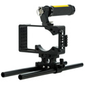 Ikan ELE-BMPCC-C Blackmagic Pocket Cinema Camera Cage Kit