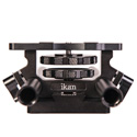 ikan ELE-P-QRBP Elements Plus Quick Release Base Plate - 15mm