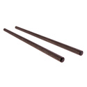 ikan ELE-P-15CR18 Elements Plus 15mm Carbon Fiber Rods - 18 Inch