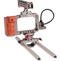 ikan ES-T13 - Tilta ES-T13 Blackmagic Pocket Cinema Camera Rig (Tilta)