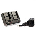 Ikan ICH-DUAL-S Dual Charger For Sony L Series Battery