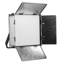 Ikan LB10 Lyra Bi-Color Soft Panel 1 x 1 Studio and Field LED Light
