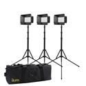Ikan MB4-3PT-KIT Mylo Mini Bi-Color 3-Point LED Light Kit