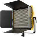 ikan OYB15 Onyx 2 x 1 Bi-Color 3200K-5600K Aluminum LED Light with V-Mount Battery Plate