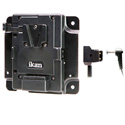 Ikan PBK-S-C Pro Battery Adapter Kit For V-Mount W/ XLR P-Tap