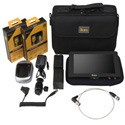 ikan S7H-DK-E6 S7H High Bright Monitor Deluxe Kit for Canon E6 Series
