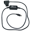 IndiPro INDI-GPCC Power Converter P-Tap to Mini USB 5V for GoPro Camera