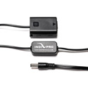 IndiPro Tools PR2SA7 2.5mm to Sony a7s Dummy Battery Cable (24 Inch Regulated)