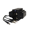 IndiPro Tools PSBM4K Power Grid & XLR Audio Box for Blackmagic Cinema Camera