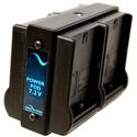 IndiPro Tools QPDLP72 Quad LP-E6 Universal Power Pod System (7.2V)