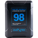 IndiPro VMP98S Micro-Series 98Wh V-Mount Li-Ion Battery