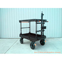 INOVATIV 900-130 Scout 42 Video Production Cart - 37H x 42W x 28D