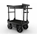 INOVATIV 900-310 Echo 30 Video Produciton Cart w/Drawers - 40H x 30W x 20D