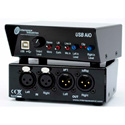 Interspace Industries AiO Audio In/Out Soundcard on USB