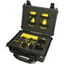 Interspace Industries MC3-L2 TFC MicroCue3 3 USB Twin Pro Kit - 2 x 2-Button Laser Handsets