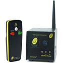 Interspace Industries MC3-L2 MicroCue3 3 USB Cueing System - with 1 x 2-Button Laser Handset