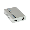 Intelix DIGI-HD60-R HDBaseT HDMI Over Twisted Pair Extender with PoE - Receiver - 60m