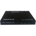 Intelix INT-HD70-TX HDMI Slim 70M POH IR and Control HDBaseT Extender - Transmitter