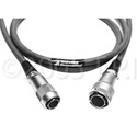 JVC Equivalent 26-Pin Female to EIAJ 14-Pin Male VTR Cable 7ft