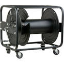 JackReel XL1 High Capacity Broadcast Cable & Fiber Optic Cable Reel