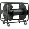 JackReel XL1 High Capacity Broadcast Cable & Fiber Optic Cable Reel