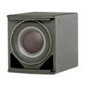 JBL ASB6112 Compact High Power Single 12 Inch Subwoofer