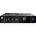 JBL CSMA180 4 Input 1 X 80W Drivecore Mixer Amp Fanless 4/8 Ohm 70V/100V 1U