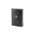 JBL Control 23 3.5in 50 Watt 2-Way Speaker w/Mount Bracket (PAIR) Black