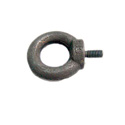 JBL EB-6X12 6mm x 1mm Pitch x 12mm Thread Length Forged Shoulder Steel Eyebolt