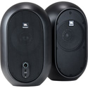 JBL JBL104SET Compact Powered Reference Monitor Speakers - Pair