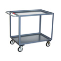 Jamco SB124-U5 18x24 2-Shelf Service Cart