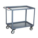 Jamco SB236-U5 24x36 2-Shelf Service Cart