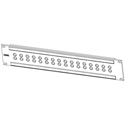 Trompeter JSI-32A Insulated 2x16 32-Point Patch Panel (Panel Only No Connectors)