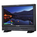 JVC DT-N17F ProHD Multiformat 17-Inch Broadcast Studio LCD Monitor with Waveform/Vectorscope & 16-Channel Audio Metering