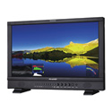 JVC DT-N21F ProHD Multiformat 21-Inch Broadcast Studio LCD Monitor with Waveform/Vectorscope & 16-Channel Audio Metering